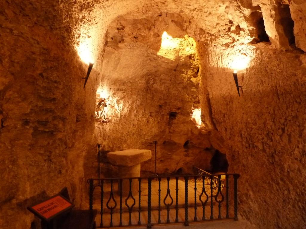 cueva san saturio