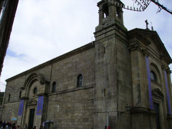 Resultado de imaxes para: iglesia de padron