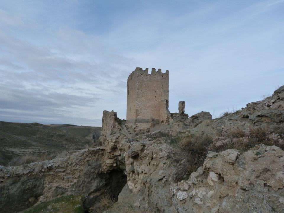 castilo torre de oreja