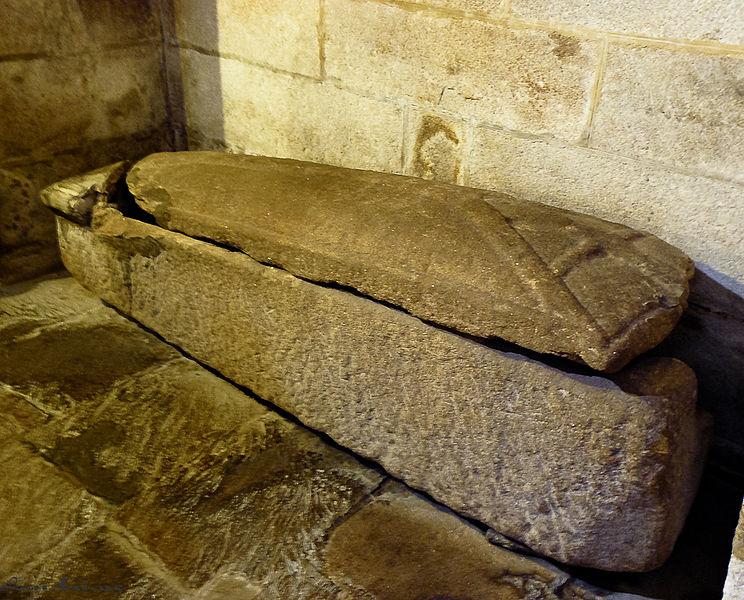 Sepulcro Suevo de Santa Trahamunda.