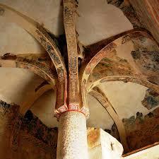 La famosa palmera de San Baudelio de Berlanga (Soria).