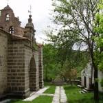 fuentes ermita avila