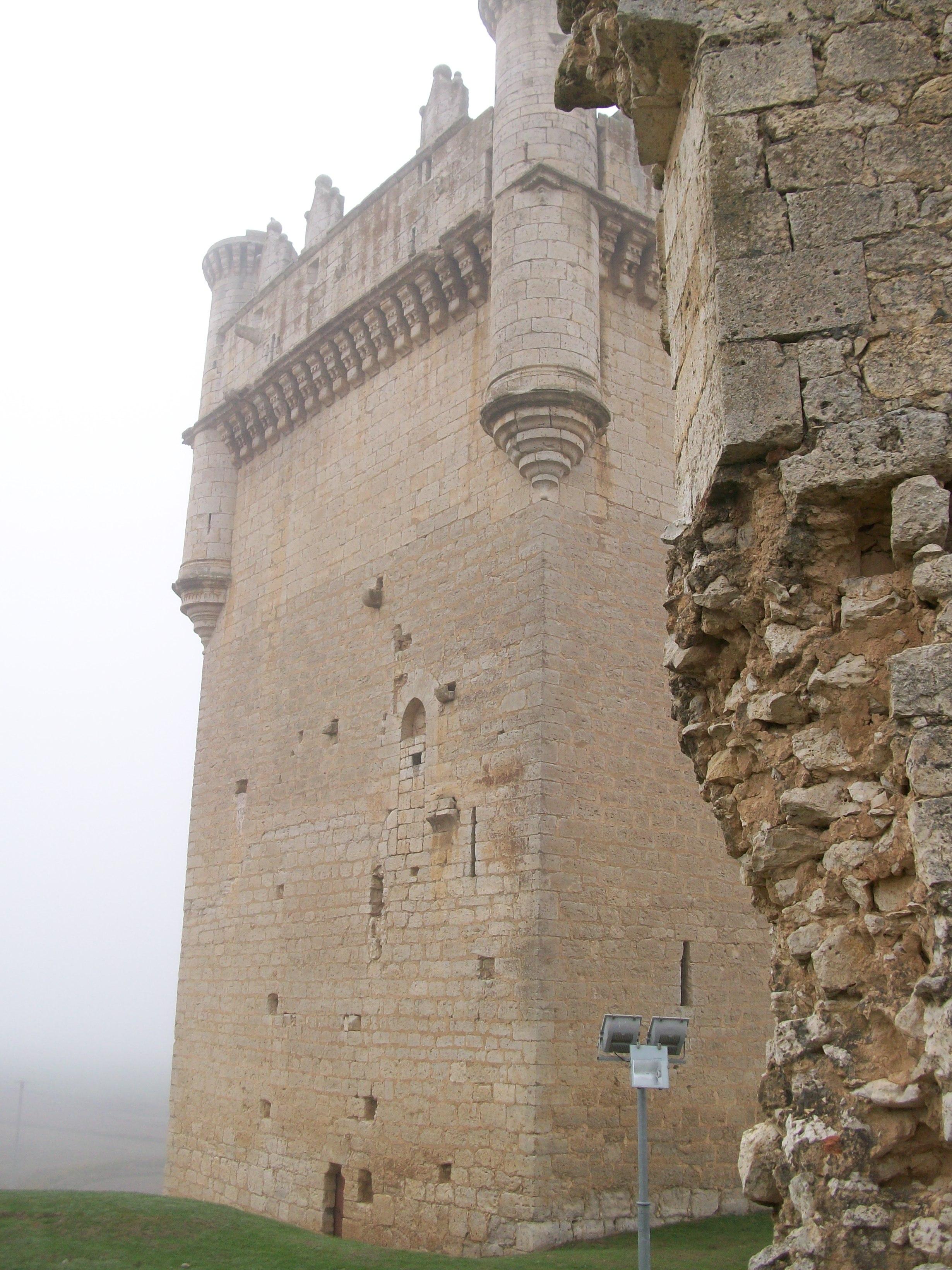 castillo belmonte campos