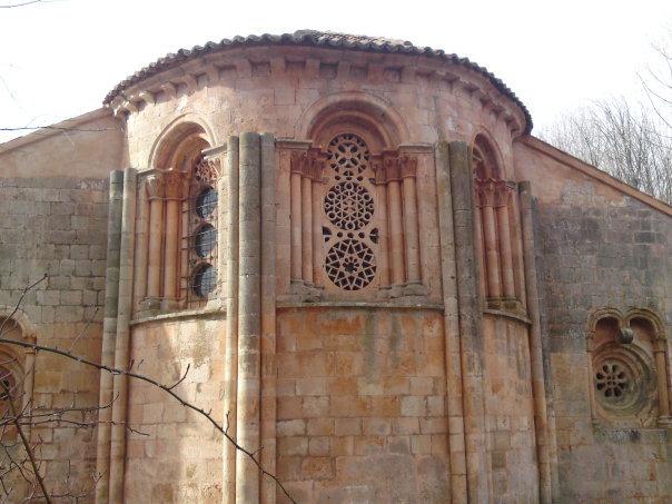 abside albendiego guadalajara