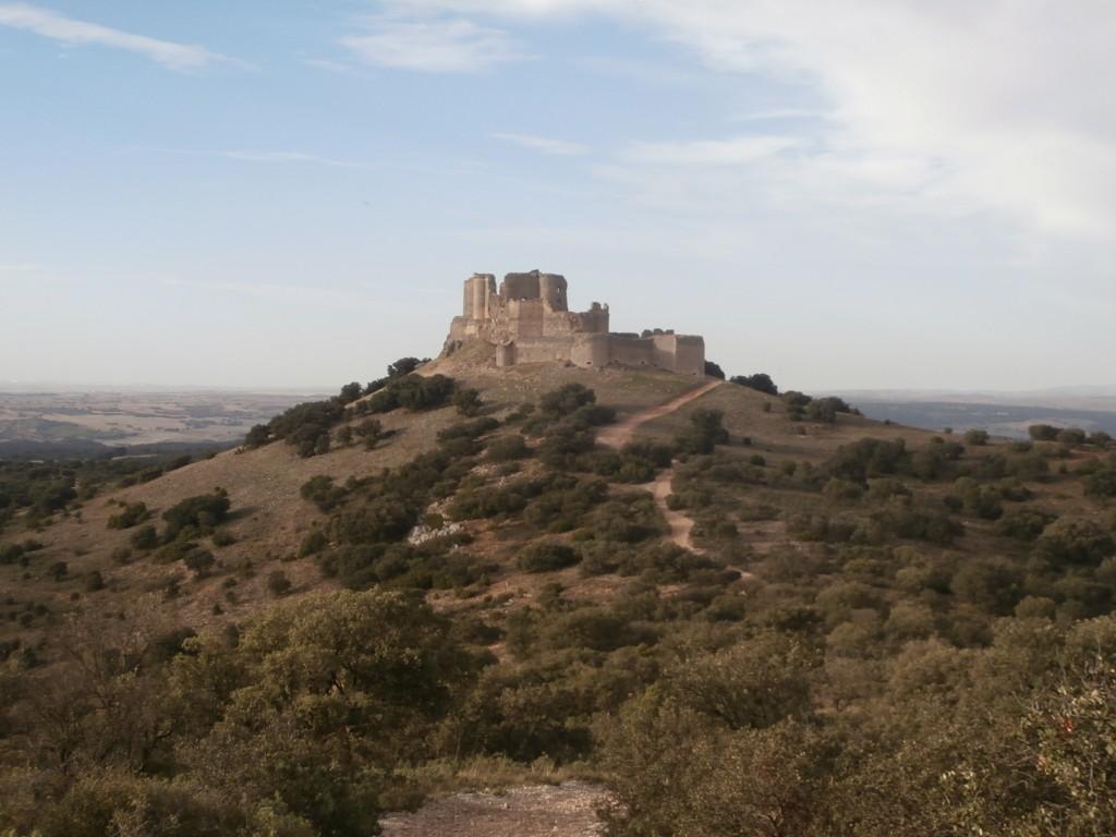 Panoramica del Castillo de Almenara