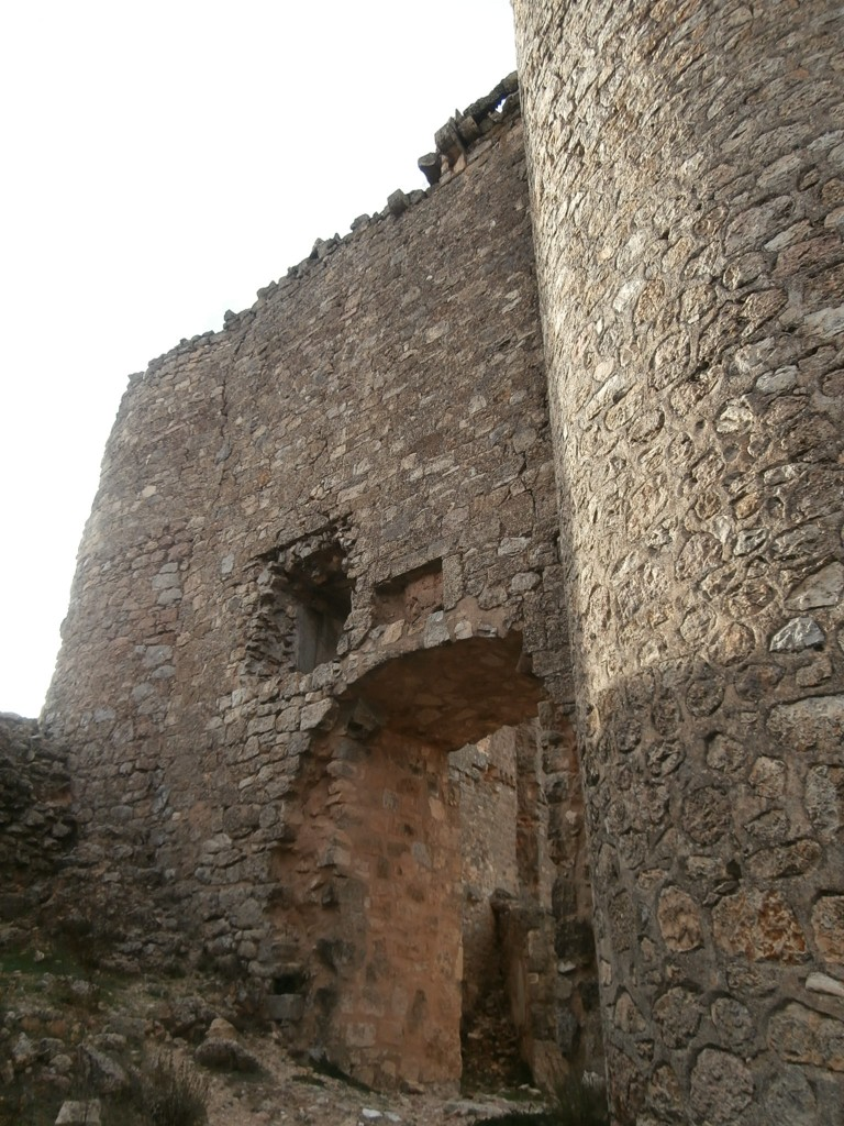 Arco de entrada al Tercer recinto
