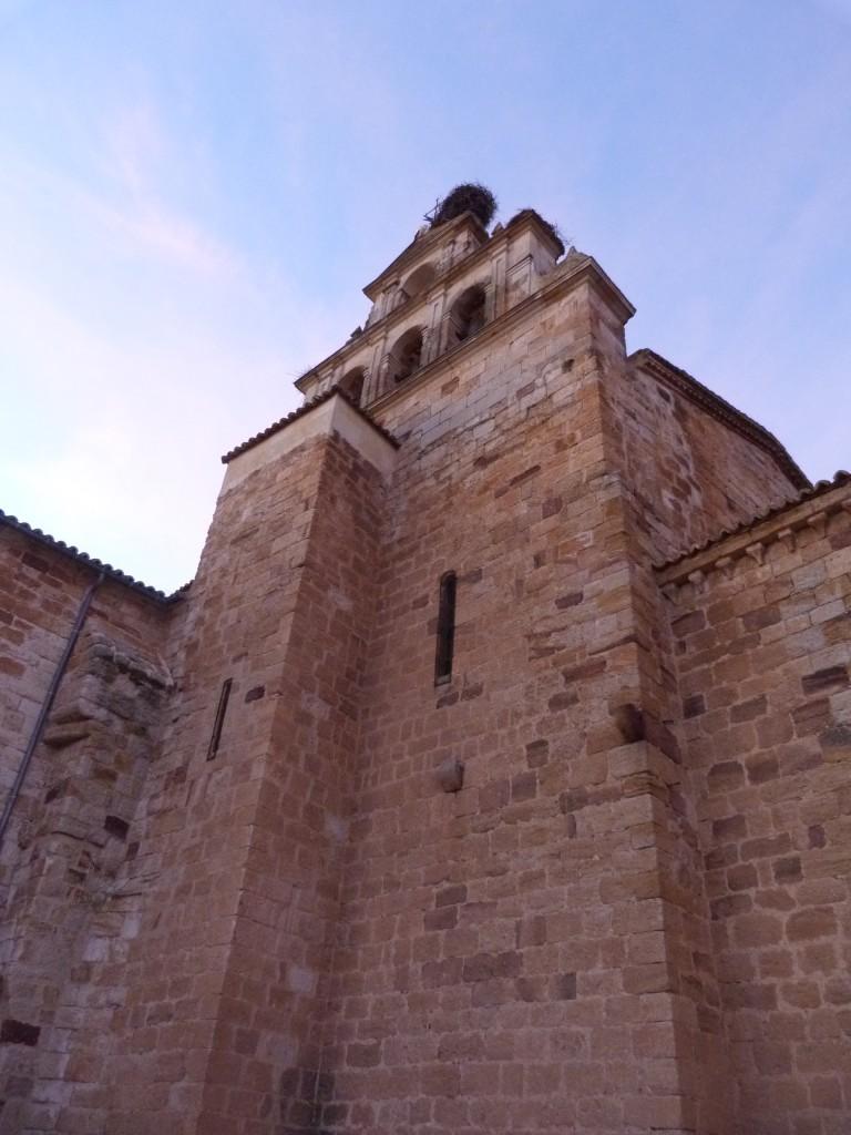 Espadaña de la Iglesia