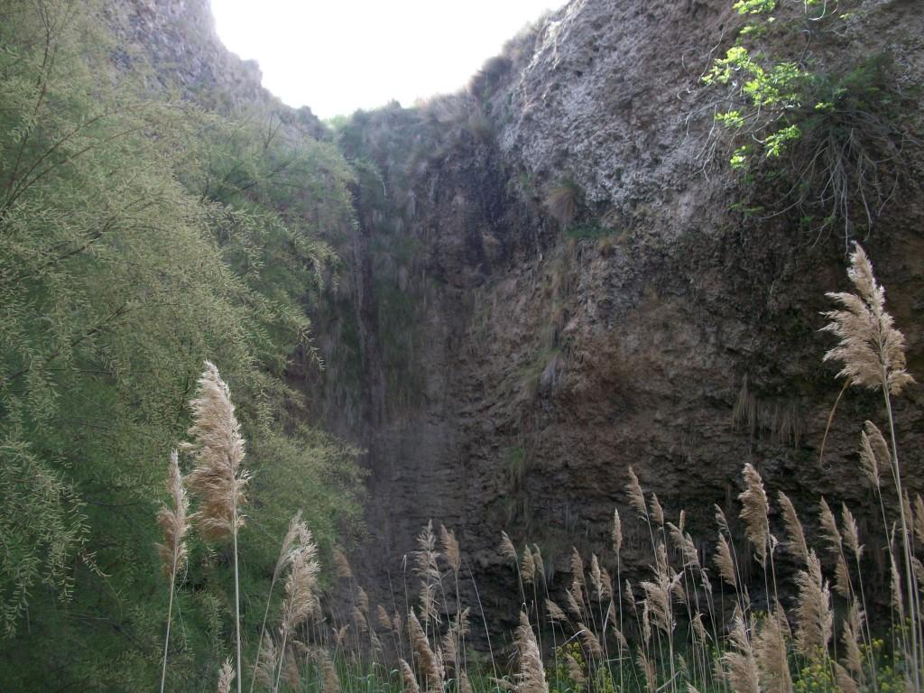 Cascada del Barranco de Villoria