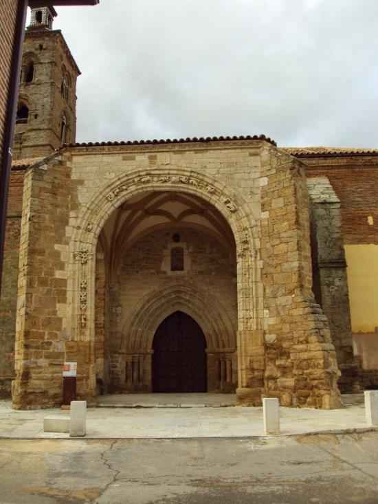 pórtico Santa Maria de Castroverde