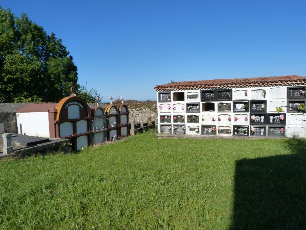 Cementerio anejo a Moru