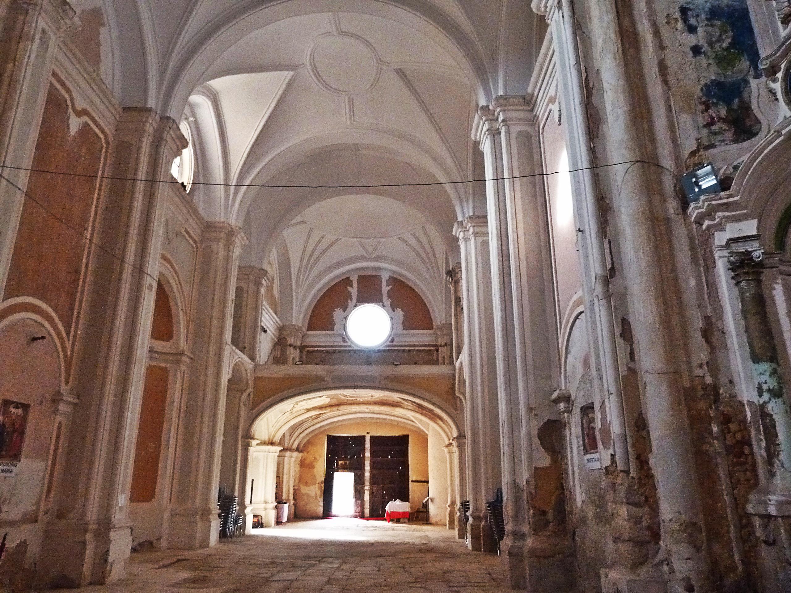 Convento y Panteón de los Marqueses de Moya (Carboneras de Guadazaón, Cuenca).