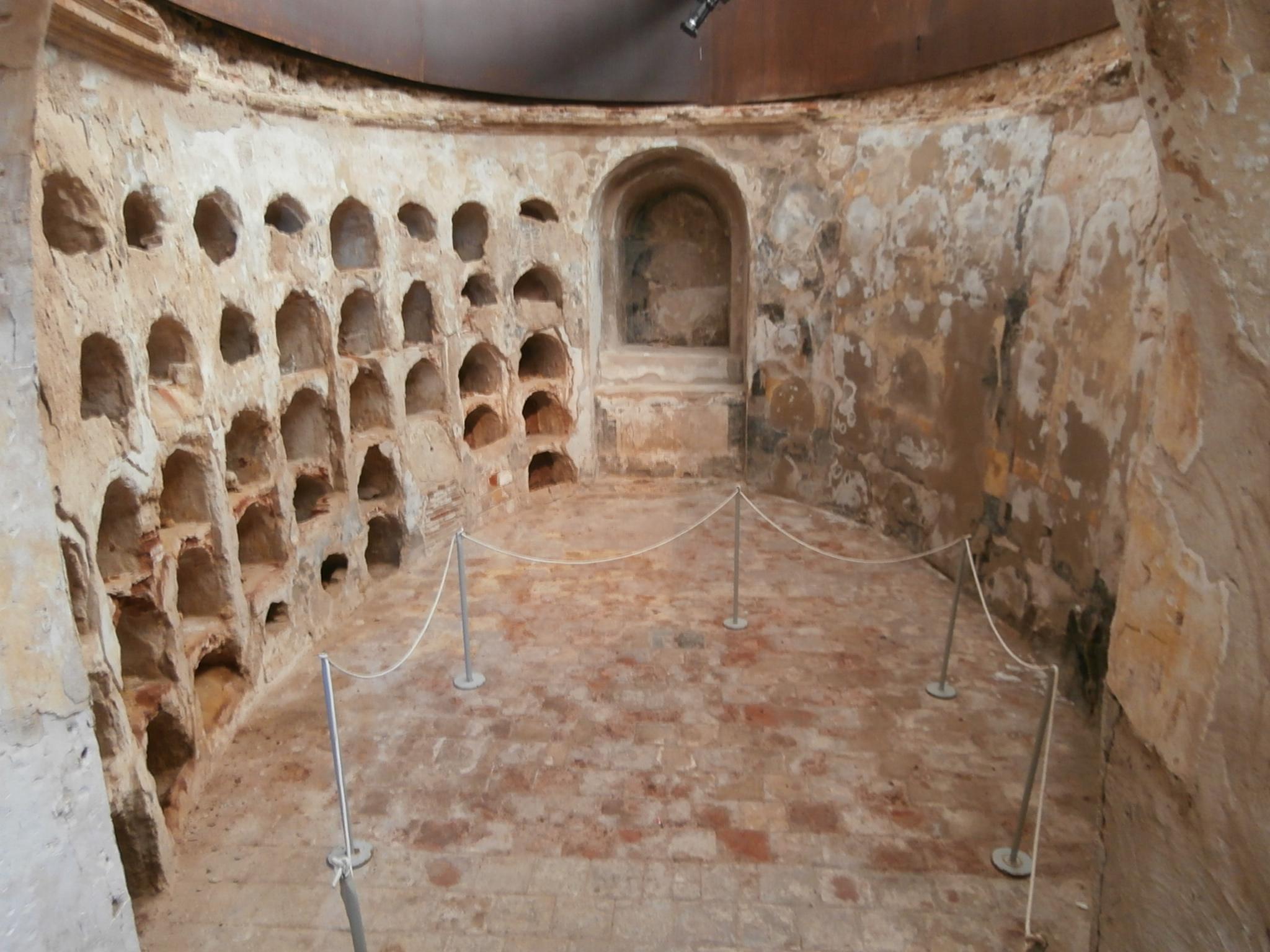 La Cripta de San José (Cartagena).
